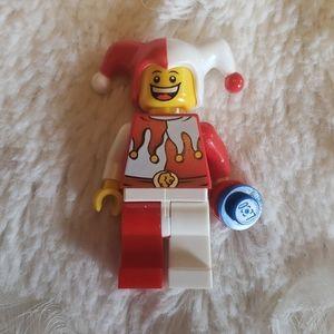 Lego Jester figure